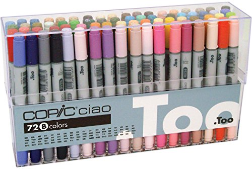 Copic Ciao - Basis Set B - 72er Set