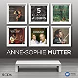 Anne-Sophie Mutter - 5 Classic Albums