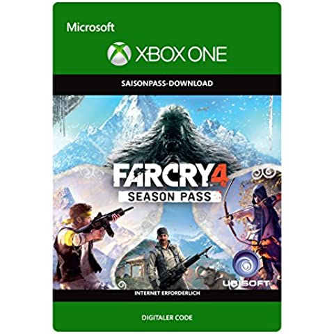 Far Cry 4 - Season Pass [Xbox One - Download Code]