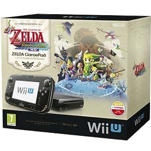 Nintendo Wii U 32GB The Legend of Zelda: Wind Waker HD