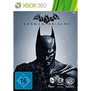 Batman: Arkham Origins – [Xbox 360]