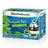 Bad Heilbrunner Mate Tee Grün 15 Beutel