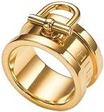 Tommy Hilfiger Damen-Ring Edelstahl gold Gr.52 (16.6) 2700243B