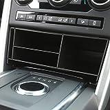 Per Discovery sport 201520162017car-styling plastica centrale console multifunzione Storage box del vassoio di