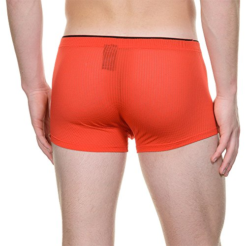 bruno banani Herren Retroshorts Short Ticket Rot (rot 8)