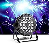 4 In 1 RGBW-Par-Light Bühnenlicht Discolicht PAR Strahler LED-Lichter für DJ Disco KTV Party