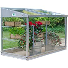 Access Half Growhouse, Mini Greenhouse, Cold Frame