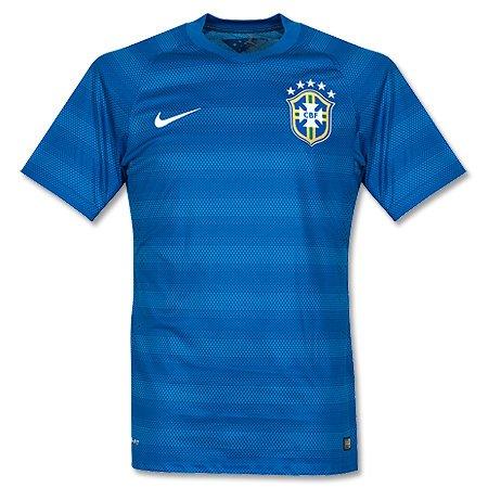 Nike Brasilien Trikot Away Match WM 2014 Herren XL - 52/54