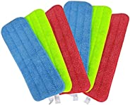 Reveal Spray Mop Replacement Pads 16.5 * 5.11 Inches