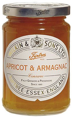 Wilkin & Sons Apricot & Armagnac Conserve - Aprikose & Armagnac