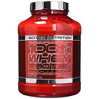 Scitec Nutrition 100% Whey Professional Protein Powder - 2350g, Strawberry