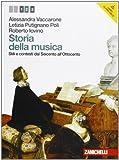 Storia della musica. Per le Scuole superiori. Con CD Audio. Con e-book. Con espansione online: 2