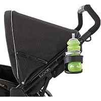 Peg-Pérego Stroller Cup Holder - Portabebidas para silla de paseo y chasis, color negro