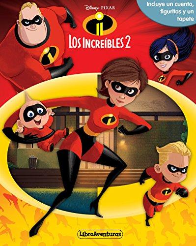 Los Increíbles 2. Libroaventuras (Disney. Los Increíbles 2)