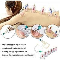Chinesische Gesundheitswesen Medizinische Vakuum Körper Schröpfen 24 Stücke Massage Dosen Cup Set preisvergleich bei billige-tabletten.eu