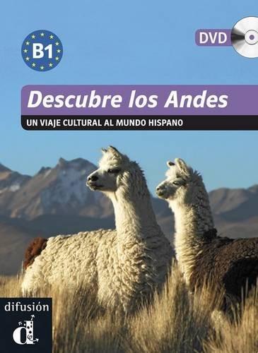 Descubre Los Andes. Libro + DVD (Descubre (difusion)) por Lisi Barros-Sehringer