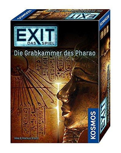 KOSMOS Jeux 692698 - Exit - Le Jeu,, La Chambre funéraire de Pharao