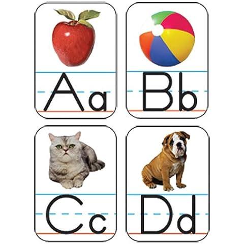Alphabet: Photographic Shape Stickers
