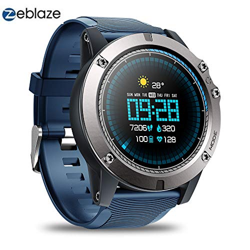 Zeblaze VIBE 3 PRO Smartwatch - Colorful Touch Display Sportivo...