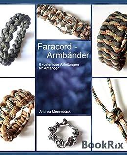 Bevorzugt ParaCORD Armbänder: 6 einfache Anleitungen für Anfänger eBook RH69