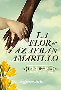La flor del azafrán amarillo par Laila Ibrahim