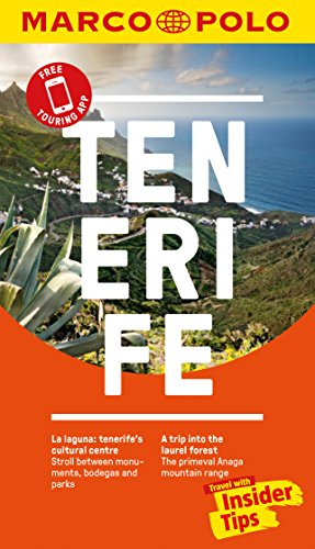 Tenerife Marco Polo Pocket Travel Guide 2018 - with pull out map (Marco Polo Guides)