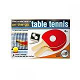 bulk buys GW316 Tragbares Tischtennis-Set