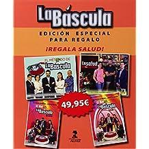 Báscula,La (Caja con 4 libros) (Fuera de colección)