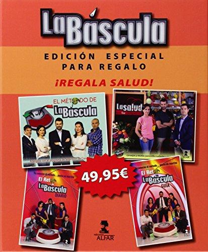 Bascula, La. Estuche 3 Libros Aavv Alfar, Ediciones