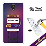 Becool® - Flexible Gel Schutzhülle für Archos 50d