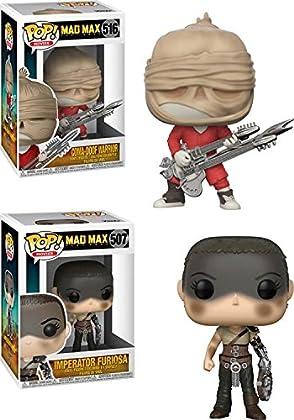 Funko POP! Mad Max Fury Road: Coma-Doof + Furio...