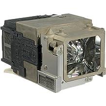 PJxJ Beamer proyector Lámpara LP65 para Epson EB 1750 / EB 1760W / EB 1761W / EB 1770W / EB 1771W / EB 1775W / EB 1776W / EB C260M / EB C260MN / EB C3000X / EB C300MN / EB C300MS / EB C3010WN / H372M / Powerlite 1750 / Powerlite 1751 / Powerlite 1760W / Powerlite 1761W / Powerlite 1770W / Powerlite 1771W / Powerlite 1775W / Powerlite 1776W beamer