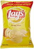 #1: Lay's Potato Chips, Classic Salted, 25g (Extra 5g)