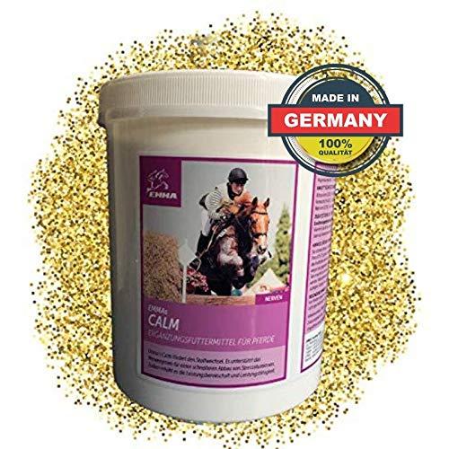 EMMA  calmante per Cavalli + Vitamina E per Il Cavallo, Alimentazione per i Cavalli più...