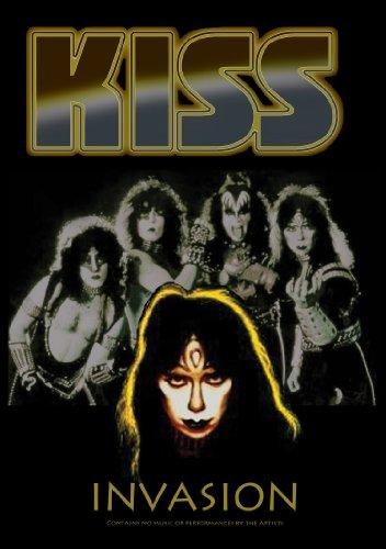 Kiss Invasion [DVD] [2010] [NTSC] [Edizione: Regno Unito]