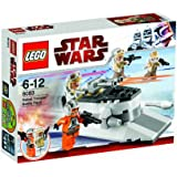 Lego - 8083 - Jeu de Construction - Star Wars - Rebel Trooper - Battle Pack