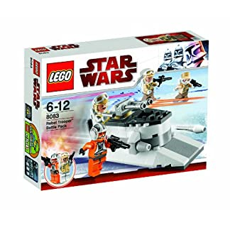 LEGO STAR WARS 8083 Rebel Trooper(TM) Battle Pack