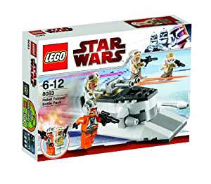 LEGO Star Wars 8083 - Rebel Trooper Battle Pack