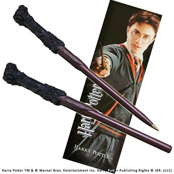 marque-page Hermione Granger Noble Collect Harry Potter Baguette plastique