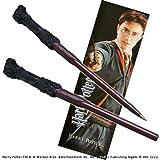 Harry Potter - Zauberstab-Stift und Lesezeichen im Set (Kostüm-Zubehör)