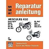 Bucheli Verlag Reparaturanleitung Motorradtyp bezogen Ultra II LC 22836/1477