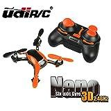 UDI U839 - Nano 6 Axis 3D 2.4G 4CH Micro RC Quadrocopter Drone
