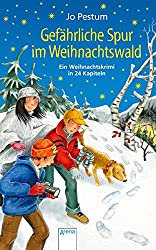 Gefährliche Spur im Weihnachtswald: Ein Weihnachtskrimi in 24 Kapiteln