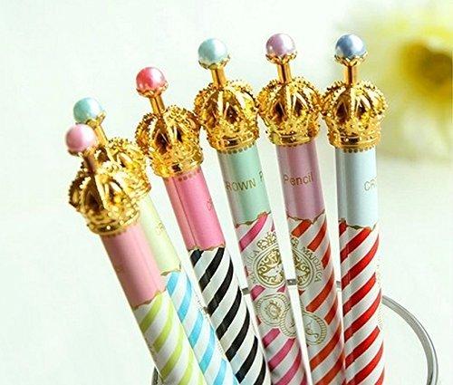 rashen-tm-12-cute-creative-portamine-con-cancellino-e-porta-di-ricarica-pencil-crown