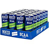 nocco BCAA Drink avec consigne–Goût Poire–No Carbs Company Fitness Drink