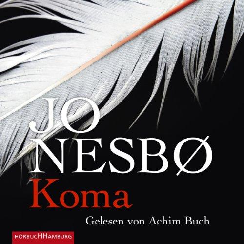 Buchseite und Rezensionen zu 'Koma' von Jo Nesbø