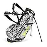 Srixon 2015 ZFOUR Stand Bag, White/Camo by Cleveland Golf