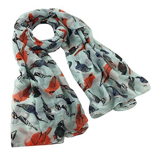 Foulards, Malloom® Femmes Imprimer Longue Écharpe Douce Wrap Châle Étole