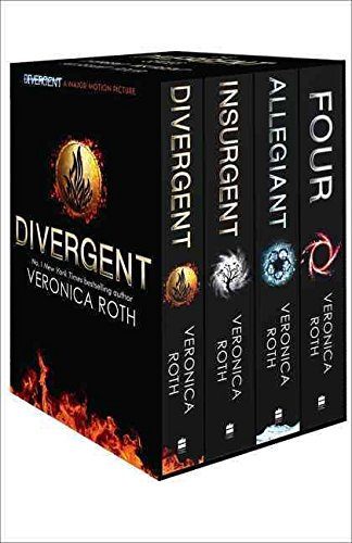 [(Divergent Series Box Set (Books 1-4 Plus World of Divergent))] [By (author) Veronica Roth] published on (July, 2015)