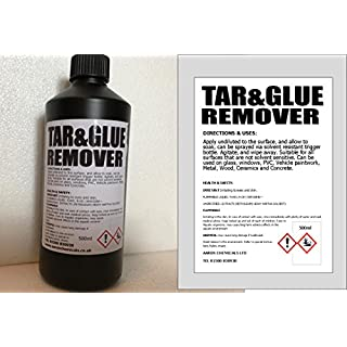 Tar and Glue Remover 500ml (special price as new to amazon)